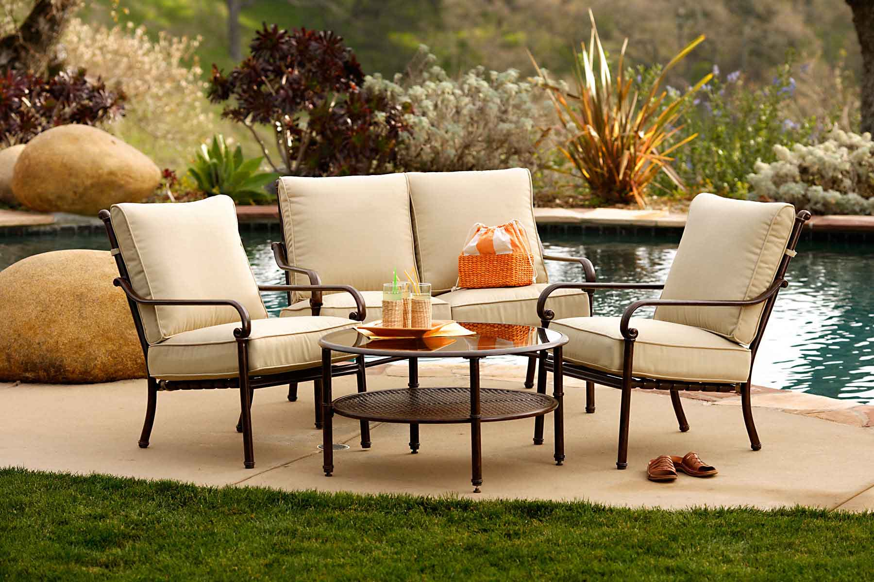 lots c big gazebos table chairs marketing patio creek furniture shadow more collection outdoor n